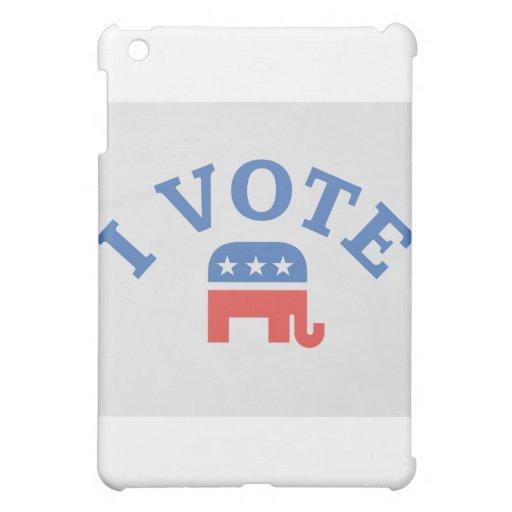 Voto al republicano