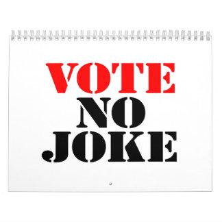 Voto Calendarios