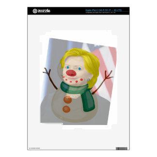 Voto Chillary Pegatinas Skins Para iPad 3