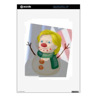 Voto Chillary Skin Para El iPad 2