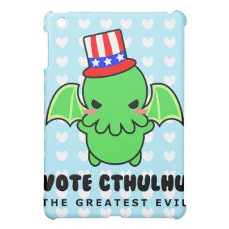Voto Cthulhu para el caso del iPad del presidente