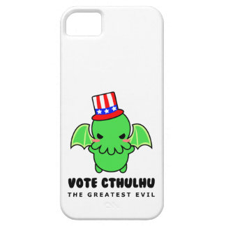 Voto Cthulhu para el caso del iPhone del iPhone 5 Carcasa
