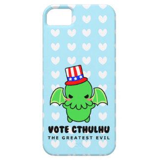 Voto Cthulhu para el caso del iPhone del iPhone 5 Fundas