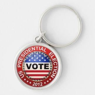 Voto de la elección presidencial 2012 llavero