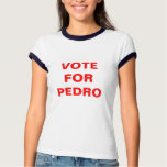 Voto de Napoleon Dynamite para la camiseta de Playeras