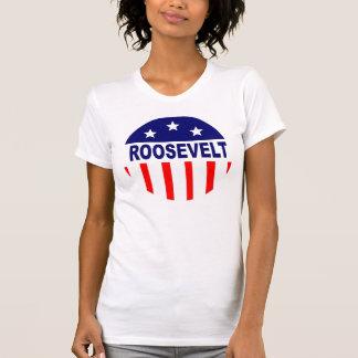 Voto del FDR Franklin D Roosevelt para el cambio Camisetas