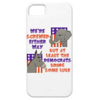 ¡Voto Demócrata! Funda Para iPhone SE/5/5s