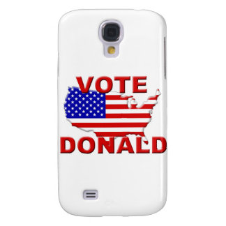 Voto Donald Funda Para Galaxy S4