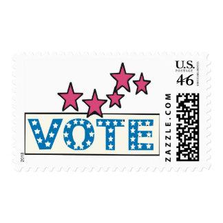 Voto estrellado