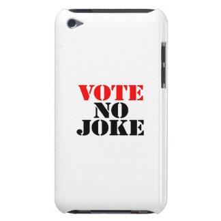 Voto iPod Touch Case-Mate Carcasa