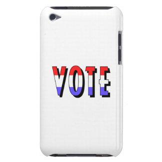 Voto iPod Case-Mate Carcasa