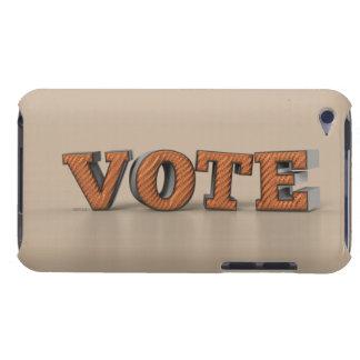 Voto Case-Mate iPod Touch Cobertura