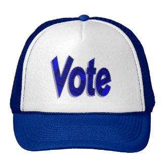 voto gorras de camionero