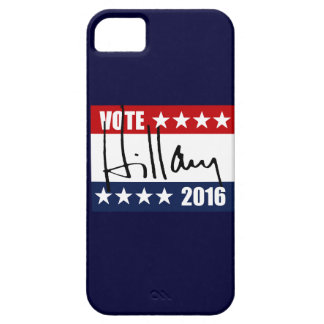 VOTO HILLARY CLINTON 2016 iPhone 5 COBERTURA
