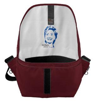 Voto Hillary Clinton de Hillary 2016 para el Bolsa Messenger