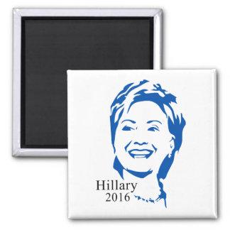 Voto Hillary Clinton de Hillary 2016 para el Imán Cuadrado