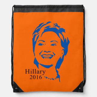 Voto Hillary Clinton de Hillary 2016 para el Mochila
