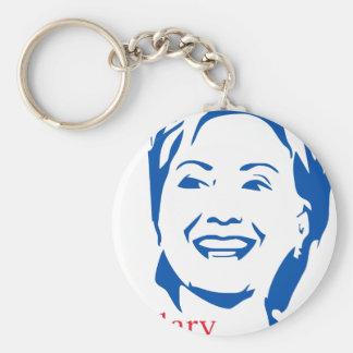 Voto Hillary Clinton de HIllary el 2016% el pipe% Llavero Redondo Tipo Pin