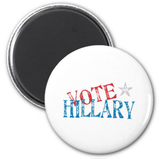 Voto Hillary Imán Redondo 5 Cm