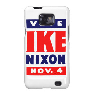Voto Ike, Nixon en 1952 Galaxy S2 Funda
