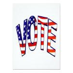 Voto Invitación Personalizada