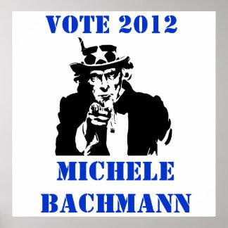 VOTO MICAELA BACHMANN 2012 POSTER