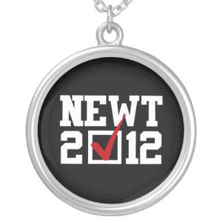 VOTO NEWT GINGRICH 2012 - COLGANTE