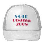 Voto Obama 2008 Gorras De Camionero
