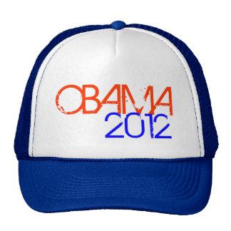 Voto Obama 2012 Gorras