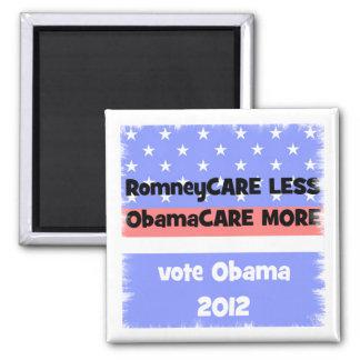 voto Obama 2012 Imán Cuadrado