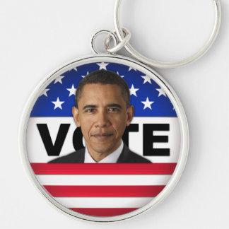 Voto Obama Llaveros