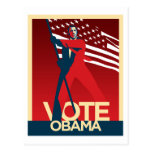 Voto Obama Postal