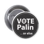 Voto Palin… o bien Pin