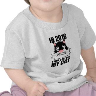 VOTO PARA CATS.png Camiseta