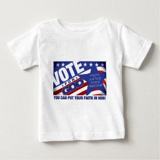 VOTO PARA DIOS - ropa Tshirt
