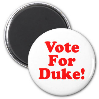 Voto para duque Phillips Magnet Imán Redondo 5 Cm