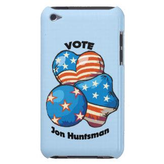 Voto para el Huntsman de Jon iPod Touch Protectores
