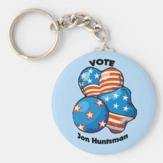 Voto para el Huntsman de Jon Llavero Personalizado