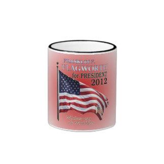 Voto para Flagworth 2012 Taza De Dos Colores