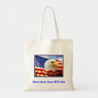 Voto para la bolsa de asas de la libertad del mitó