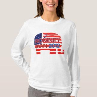 Voto para la camiseta 2012 del elefante del GOP de