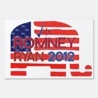 Voto para la muestra 2012 de la yarda del elefante