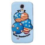 Voto para Rick Santorum