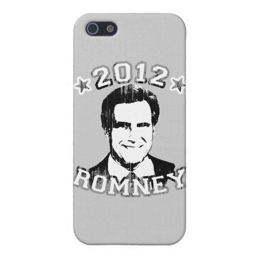 VOTO PARA ROMNEY 2012 iPhone 5 PROTECTOR