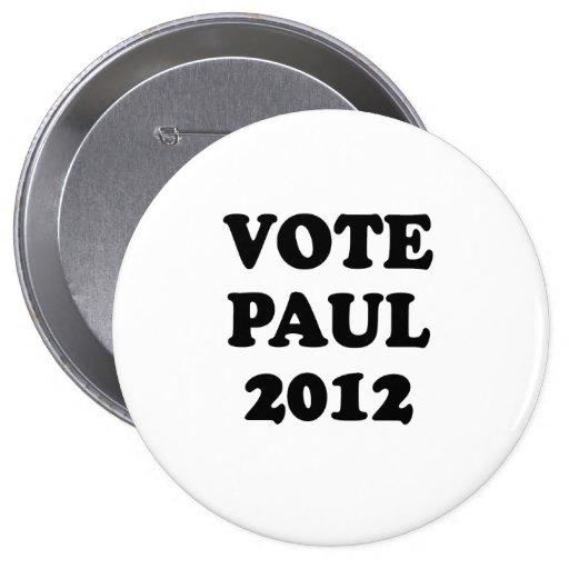 VOTO PAUL EN 2012 PINS