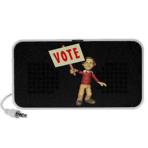Voto PC Altavoces