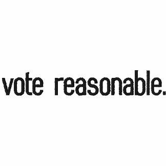 voto razonable