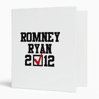 VOTO ROMNEY RYAN 2012