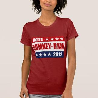 VOTO ROMNEY RYAN 2012 SIGN.png Camiseta