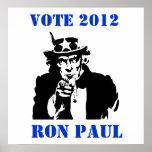VOTO RON PAUL 2012 POSTERS